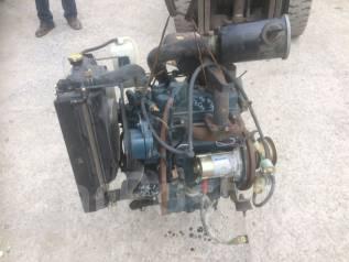 Двигатель в сборе. Kubota GR2010. Под заказ