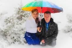 Фото + Видеосъёмка свадеб, любых событий по Приморью. Шустиков Сергей