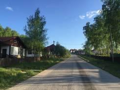 Участок в деревне Лукьяново в 82 км от МКАД по Симферопольскому шоссе. 1 000 кв.м., собственность, электричество, от агентства недвижимости (посредни...