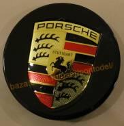 "Колпачки Porsche Cayenne черные. Диаметр Диаметр: 20"", 1 шт."