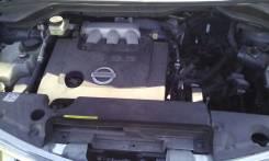 Защита двигателя пластиковая. Nissan Murano, PNZ50 Двигатель VQ35DE