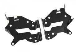 Комплект креплений для магнитолы в Toyota Harrier 2002-2009, Lexus RX 2002-2009 KR-TYHR
