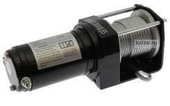 Лебедка для ATV Tademitsu EW3000 (12V, 3000Lb, 6mm, 10m сталь)