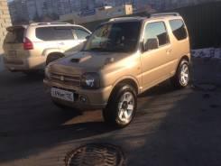 Suzuki Jimny. механика, 4wd, 0.7, бензин, 111 тыс. км, б/п