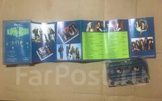 Аудиокассета сборник мелодичных рок хитов