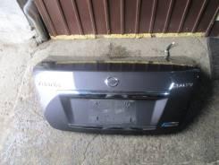 Крышка багажника. Nissan Teana, TNJ32, J32, PJ32