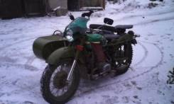 Урал М-67 36. исправен, птс, с пробегом