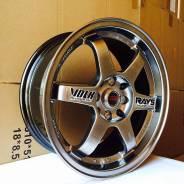 RAYS VOLK RACING. 7.0x16, 4x100.00, 4x114.30, ET35. Под заказ