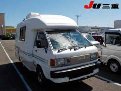 Toyota Town Ace. Дом на колесах TOWN ACE 4WD, 2 000 куб. см. Под заказ