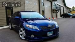 Toyota Camry. Птс 2.4л темно синий, полный комплект документов, вырезки, учет
