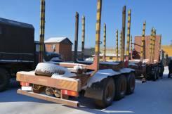 Turner, 1981. Продам Полуприцеп лесовозный Turner, 35 000 кг.