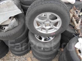 Комплект колес Yokohama 215/70/15. 6.5x15 ET53