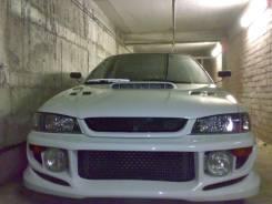 Решетка радиатора. Subaru Impreza. Под заказ