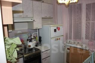 1-комнатная, улица Большая 91а. Железнодорожный, 43 кв.м. Кухня