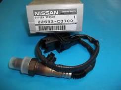 Датчик кислородный. Nissan: Fairlady Z, Fuga, Elgrand, Skyline, Stagea, 350Z Двигатели: VQ35DE, VQ25DE