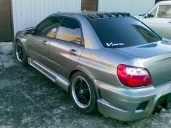 Молдинг крыши. Subaru Impreza. Под заказ