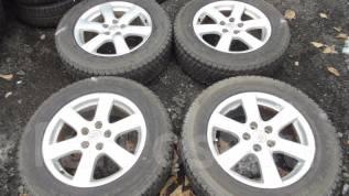 """Продам комплект колес 225/65R17 (12). 7.0x17"""" 5x114.30 ET45 ЦО 60,0мм."""