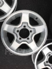 Suzuki. 5.5x16, 5x139.70, ET22, ЦО 108,0мм.