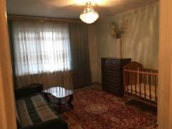 1-комнатная, улица Академика Курчатова 25. Пятый микрорайон, частное лицо, 40 кв.м.