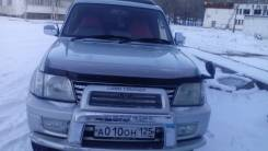 Toyota Land Cruiser Prado. автомат, 4wd, 3.4 (185 л.с.), бензин, 278 000 тыс. км
