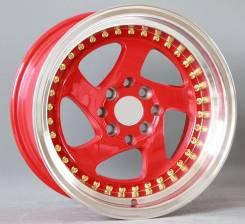 Rotiform. 8.0x15, 4x100.00, 4x114.30, ET25, ЦО 73,1мм. Под заказ