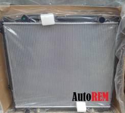 Радиатор охлаждения двигателя. Toyota Hilux Surf, RZN185, VZN185, RZN180, VZN180 Toyota 4Runner, RZN180, VZN180, VZN185, RZN185 Toyota Land Cruiser Pr...