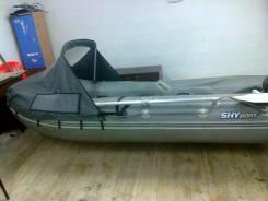 Skyboat 360RL. Год: 2015 год, длина 3,75м., двигатель подвесной, 15,00л.с., бензин
