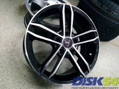 NZ Wheels. 6.5x16, 5x112.00, ET50, ЦО 57,1 мм.