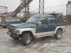 Nissan Safari. автомат, 4wd, 4.2 (165 л.с.), дизель, 178 тыс. км
