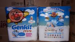 Genki. 7-10 кг 58 шт