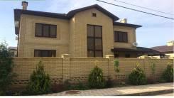 Шикарный дом. Раздольная, р-н Карасунский, площадь дома 200 кв.м., скважина, электричество 10 кВт, от агентства недвижимости (посредник)