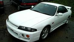 Nissan Skyline. Nissan skyline 1994 полная пошлина RB25 белый