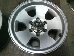 Bridgestone. 7.5x16, 6x139.70, ET-15, ЦО 108,0мм.
