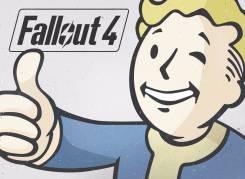 "Наклейка для ценителей ""Fallout 4"". Под заказ"