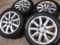 Lexus. 7.5x18, 5x120.00, ET32, ЦО 73,0мм.