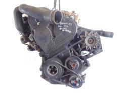 Контрактный (б у) двигатель Фольксваген Пассат В3 1990г SB 1.6 л TD