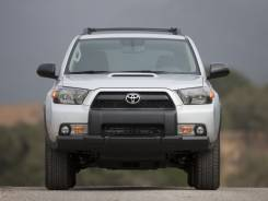 Накладка на бампер. Toyota 4Runner, GRN280, GRN285 Двигатель 1GRFE