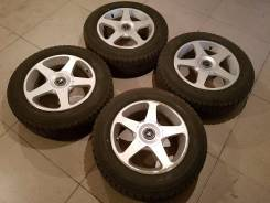 Bridgestone BEO. 7.0x16, 5x100.00, 5x114.30, ET35