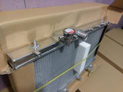 Радиатор охлаждения двигателя. Subaru Legacy, BES Subaru Impreza, GGA, GDB, GDA Двигатели: EJ208, EJ205, EJ207