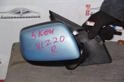 Зеркало заднего вида боковое. Toyota Raum, NCZ25, NCZ20 Двигатель 1NZFE