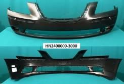 Бампер. Hyundai Sonata, NF Hyundai NF
