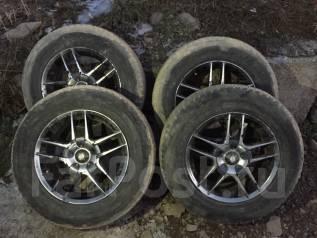 Комплект зимних колес 215/70/R16. x16
