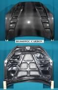 Капот. Hyundai Coupe