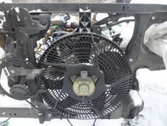 Вентилятор охлаждения радиатора. Nissan Laurel, 35
