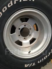 Centerline Wheels. 10.0x15, 6x139.70, ET-40, ЦО 111,0мм. Под заказ