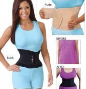 Пояс Miss Belt (Мисс Белт) цвета телесный и черный, размеры S/M, L/XL. 42, 44, 48, 50, 52
