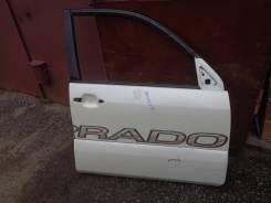 Дверь боковая. Toyota Land Cruiser Prado, RZJ120, TRJ120, GRJ120, VZJ120