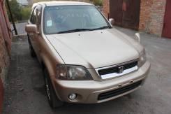 Стекло лобовое. Honda CR-V, RD1