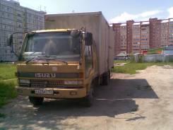 Isuzu Forward. Продам грузовой фургон , 7 200 куб. см., 5 000 кг.