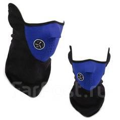 Банданы, маски ветрозащитные.